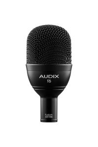 Audix f6-ADX Affordable Dynamic Bass and Kick Drum Instrument Microphone