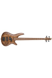 Ibanez SR Standard (SR650E) Bass Guitar - Antique Brown Stained