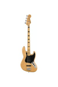 Squier Classic Vibe 70s Jazz Bass Maple Fingerboard - Natural