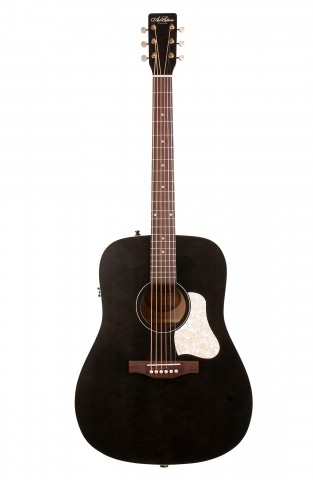 Art & Lutherie Americana Q1T Acoustic-Electric Guitar - Faded Black