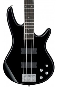 Ibanez GIO (GSR205) 5 Electric Bass Guitar - Black