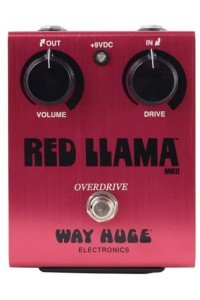 Way Huge Red Llama Overdrive Pedal
