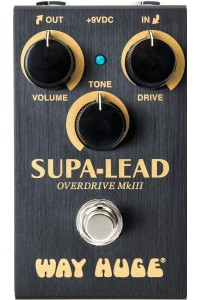 Way Huge Smalls Supa-Lead Overdrive MkIII Pedal