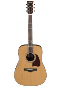 Ibanez AVD9 Artwood Vintage Series Thermo Aged Acoustic Guitar - Natural High Gloss