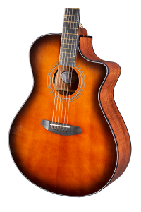 Breedlove Organic Performer Concerto CE Acoustic/Electric Guitar - Bourbon