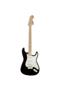 Squier Affinity Series Stratocaster with Maple Fingerboard - Black