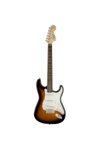 Squier Affinity Series Stratocaster with Laurel Fretboard - Brown Sunburst