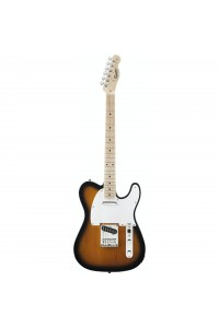 Squier Affinity Series Telecaster with Maple Neck- 2 Tone Sunburst